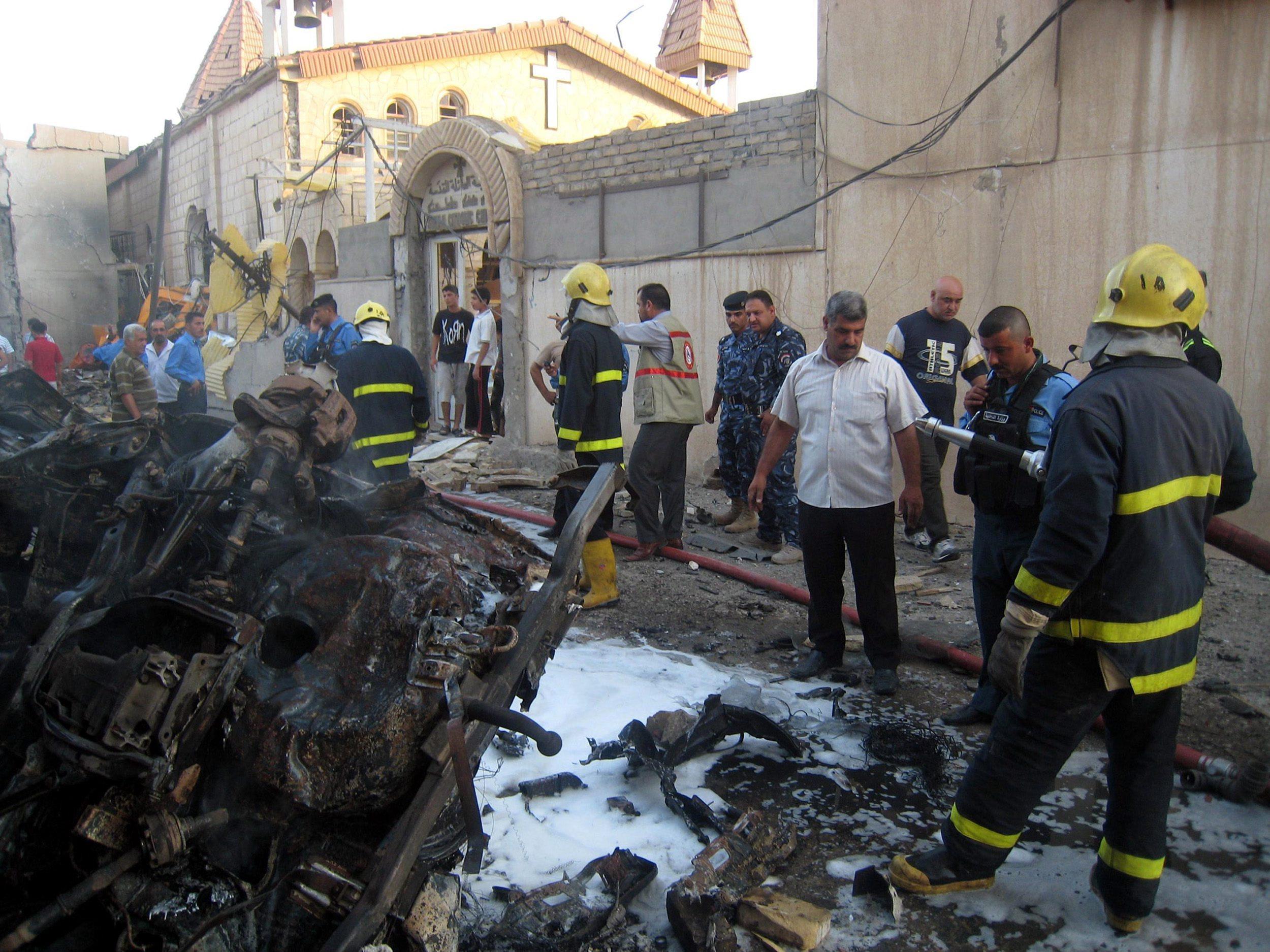 Iraq: tv, 20 morti per camion-bomba