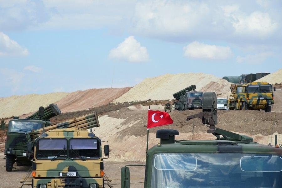 Siria: curdi attaccano turchi a Idlib