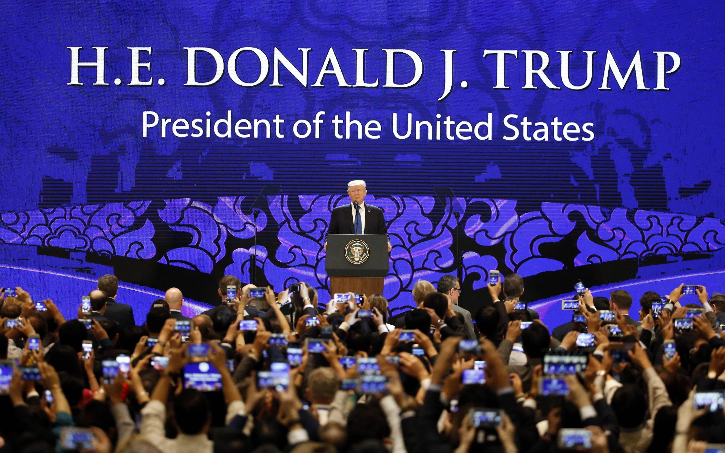 Trump, non saremo ostaggi dittatore Kim