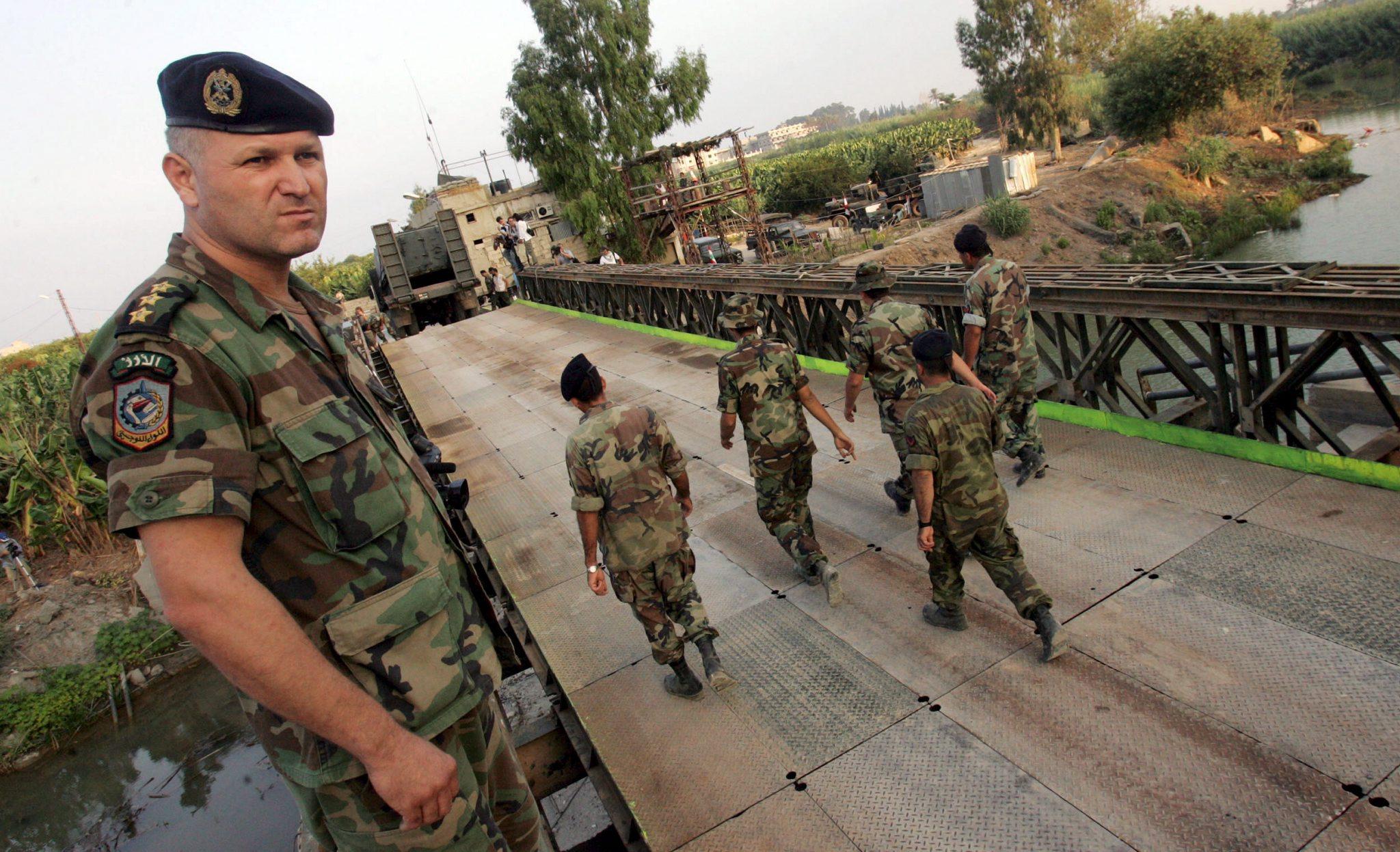 Libano: stato allerta a confine Israele