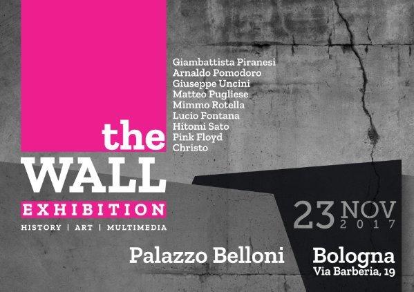 A Bologna un viaggio attorno al Muro