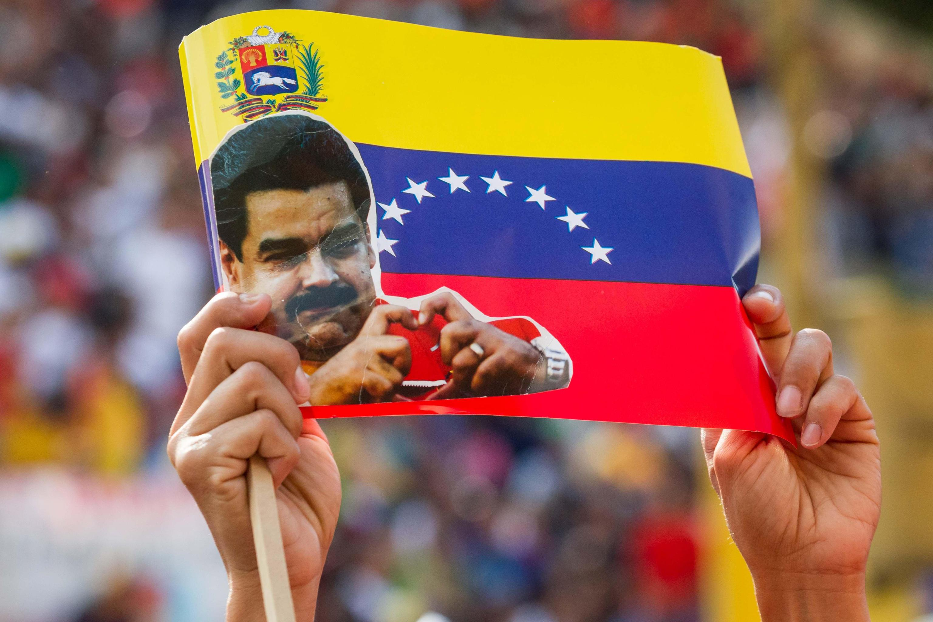 Venezuela: Maduro si ricandida in 2018