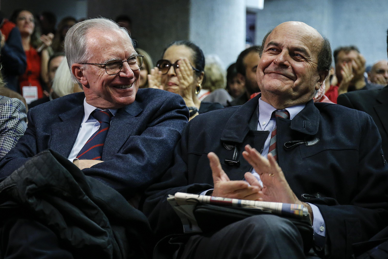 C.sinistra: Bersani,lascio  porta aperta