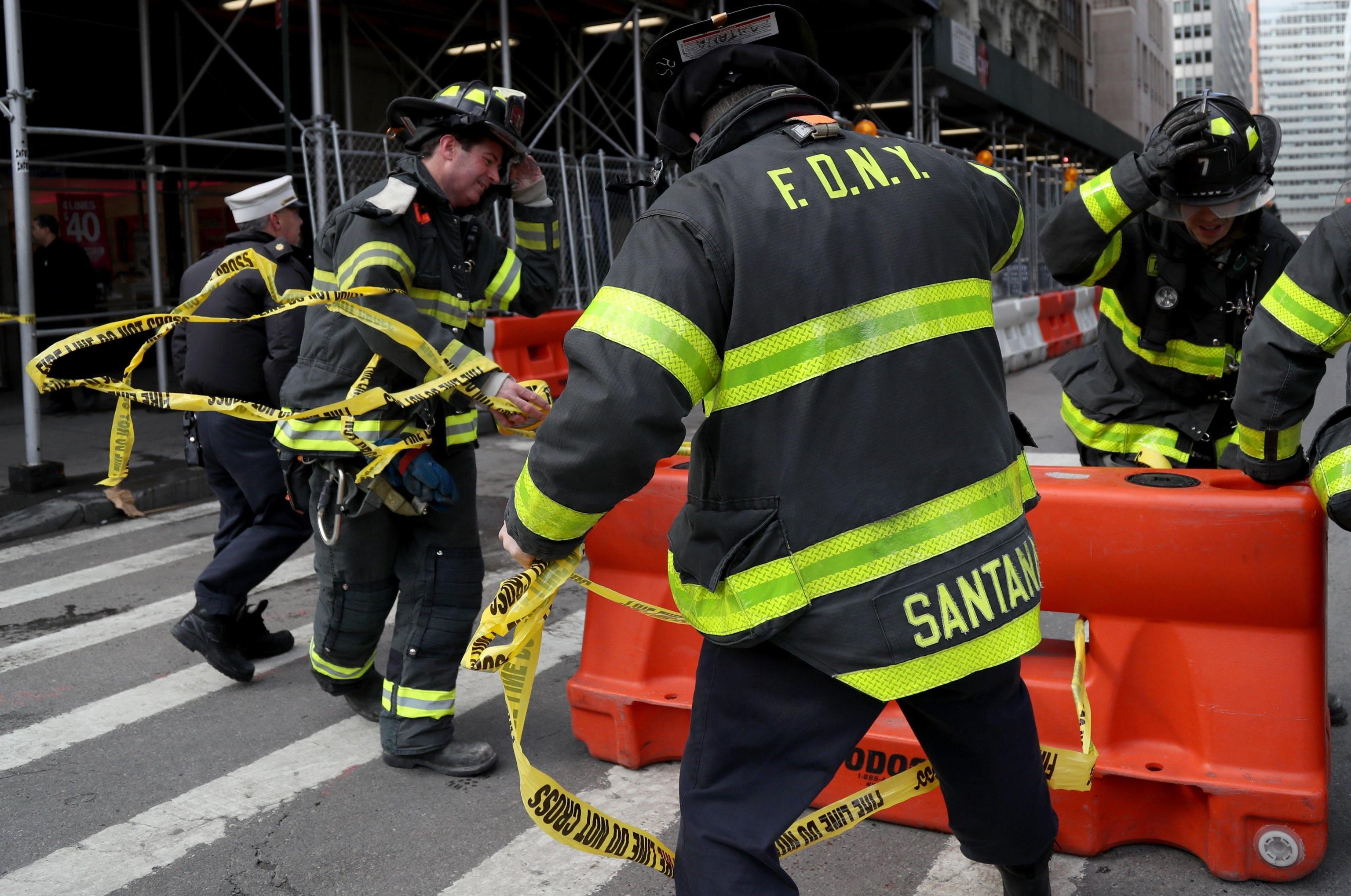 Incendio a Ny, fiamme sotto controllo