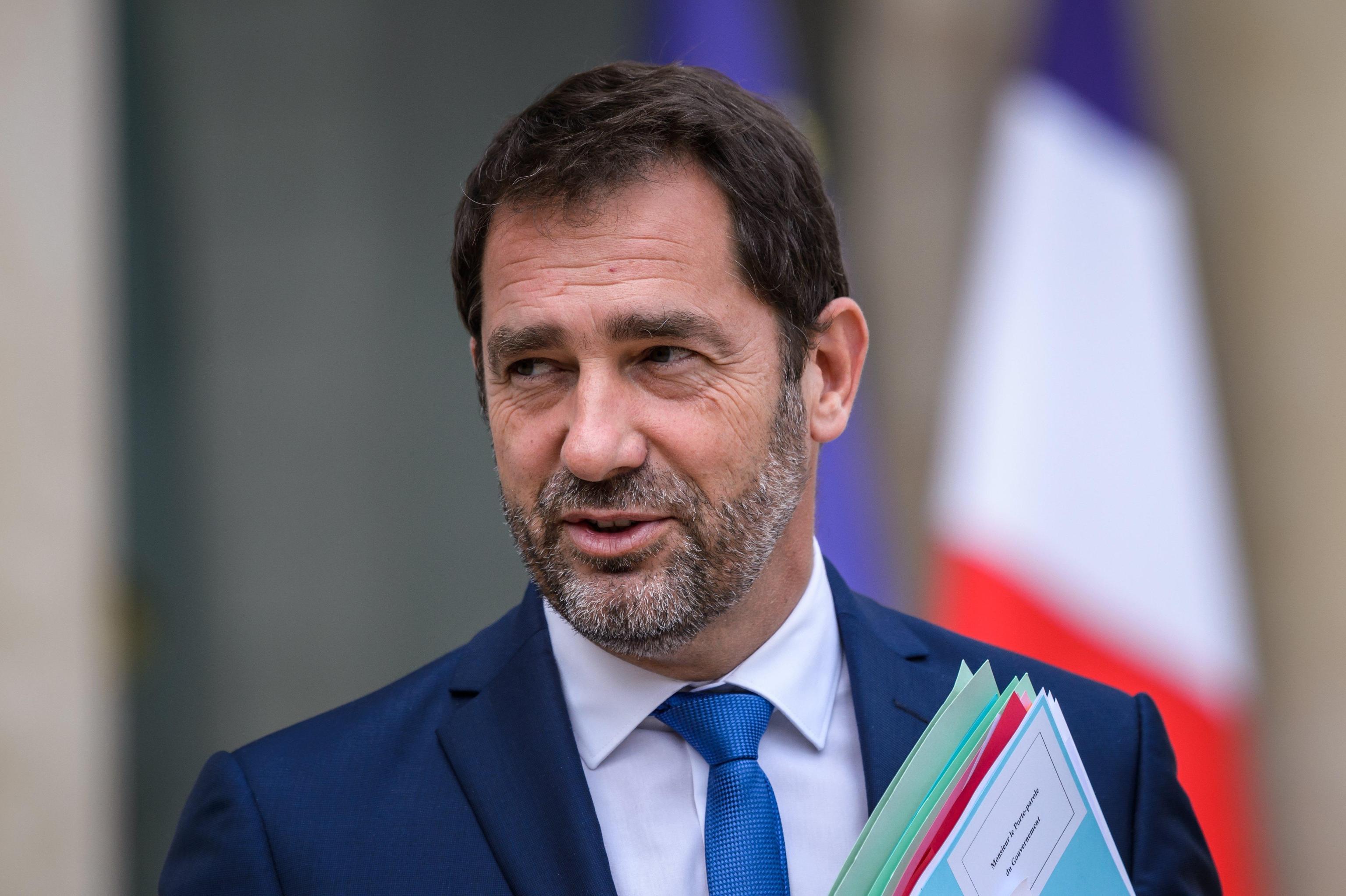 Francia: en Marche, Castaner presidente