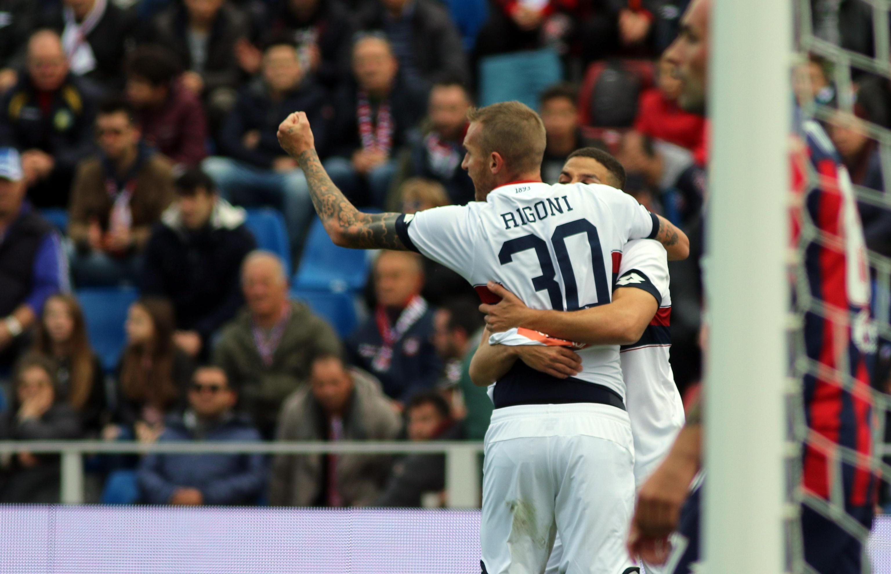 Serie A: Crotone-Genoa 0-1