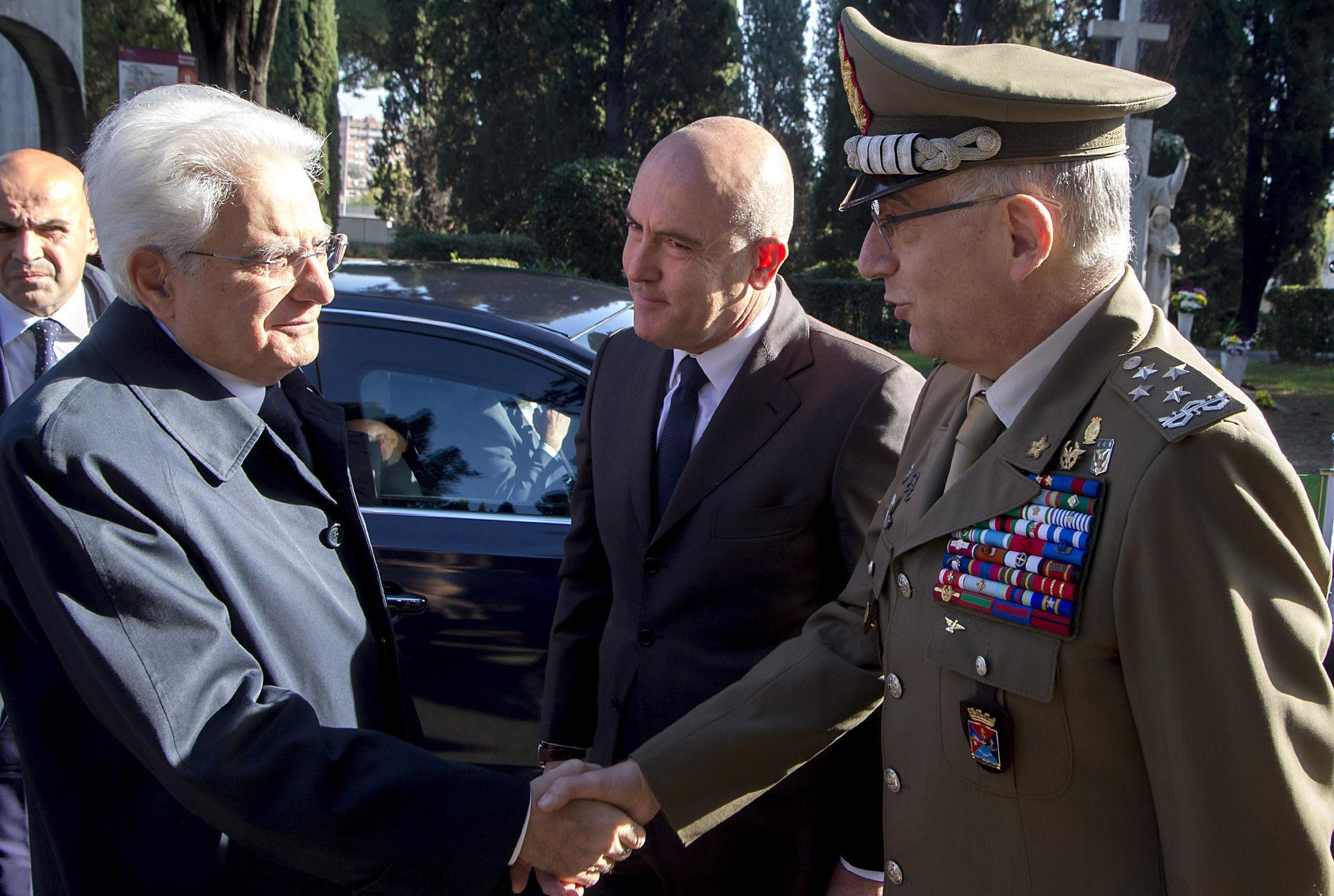 Graziano presidente Comitato militare Ue