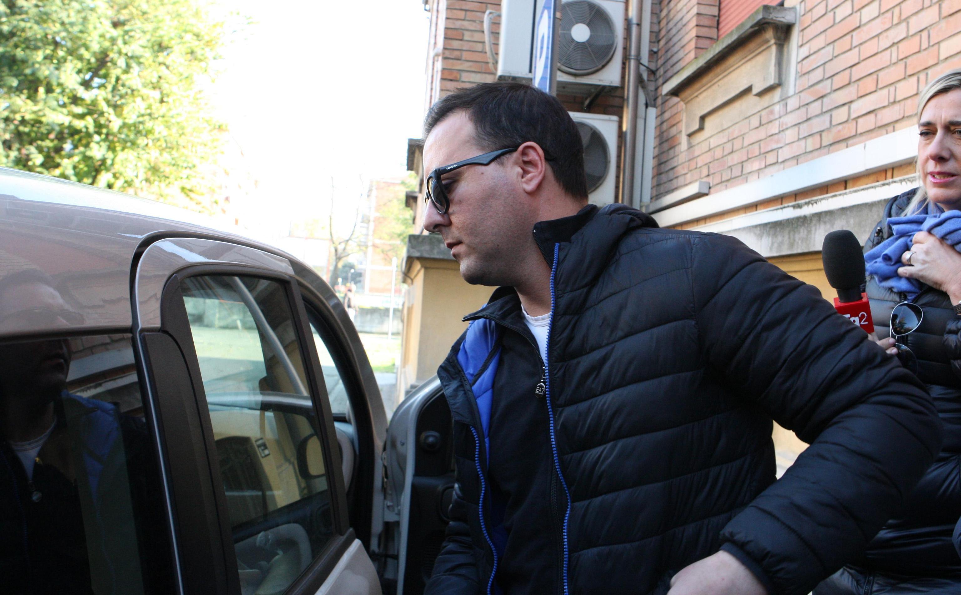 Riina Junior, Pm Padova per restrizioni