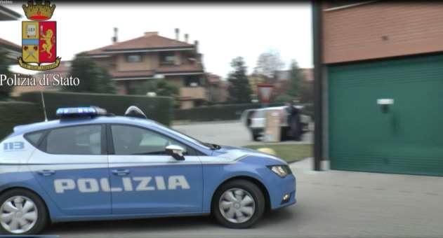'Ndrangheta:sequestrati immobili e conti