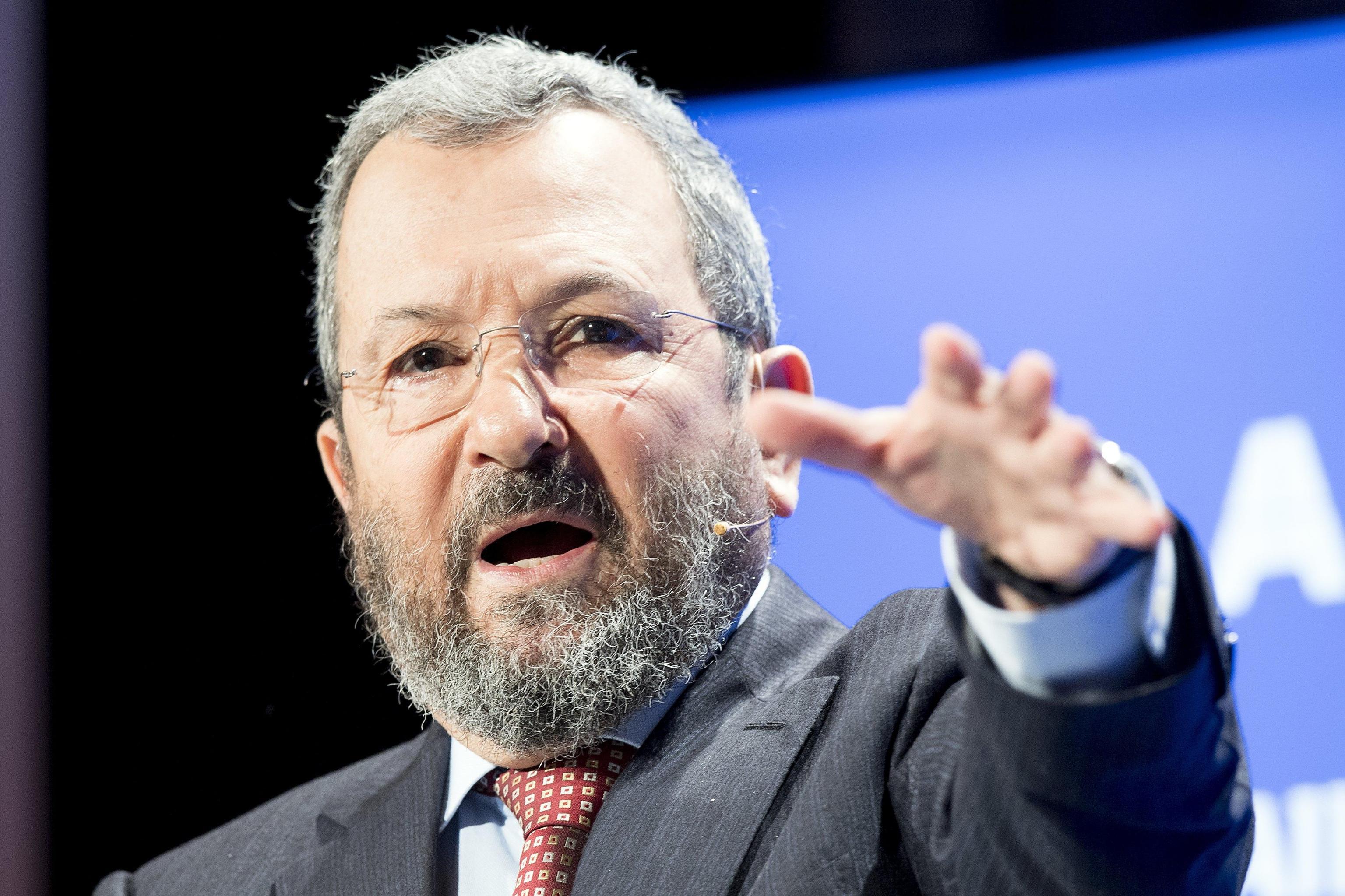 Israele: Ehud Barak sfida Netanyahu