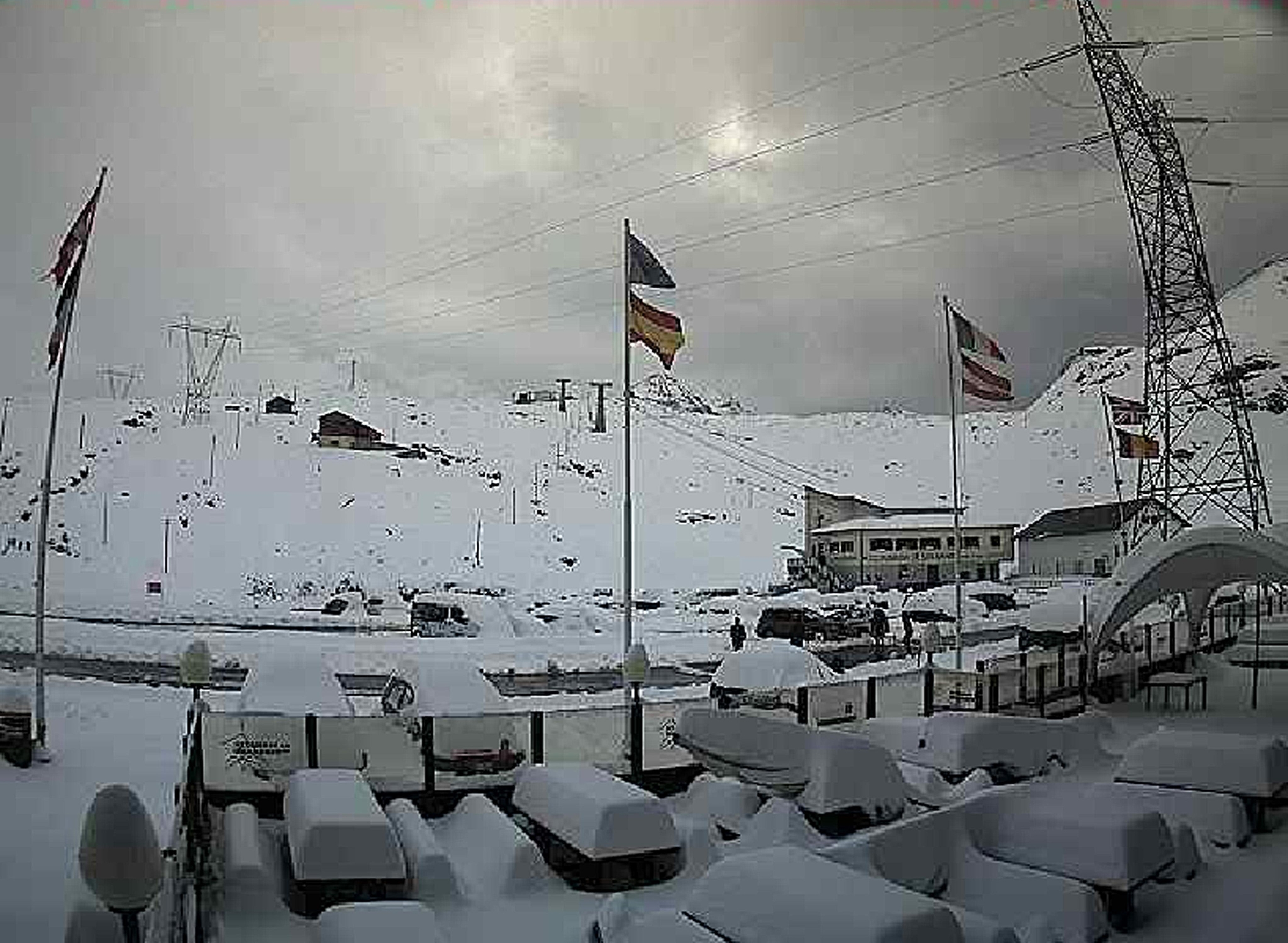 Piogge,vento e neve su gran parte Italia