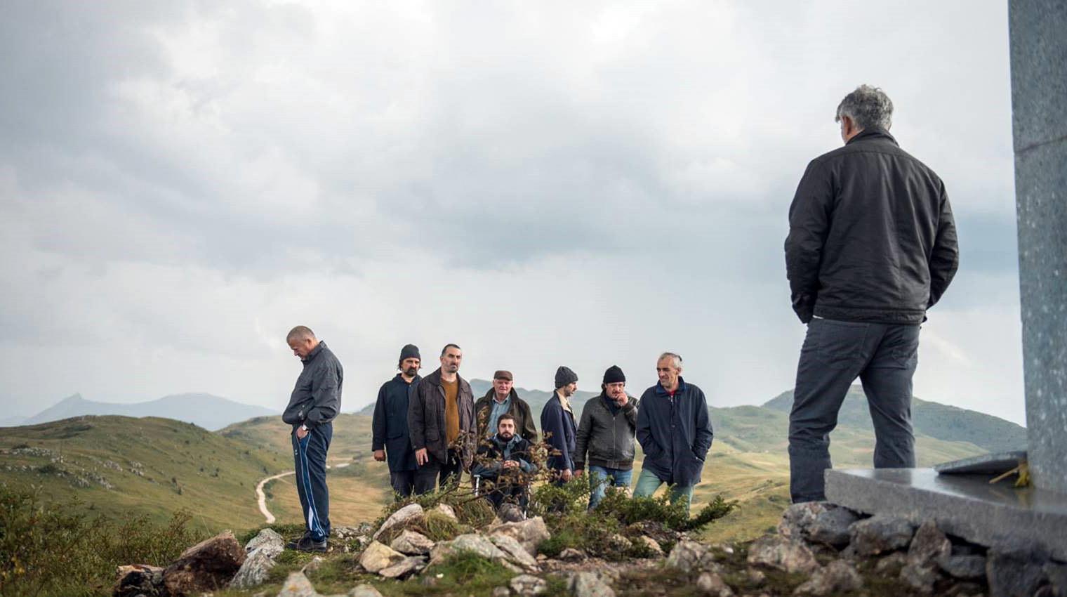 Medfilm, vince bosniaco Men Don't Cry