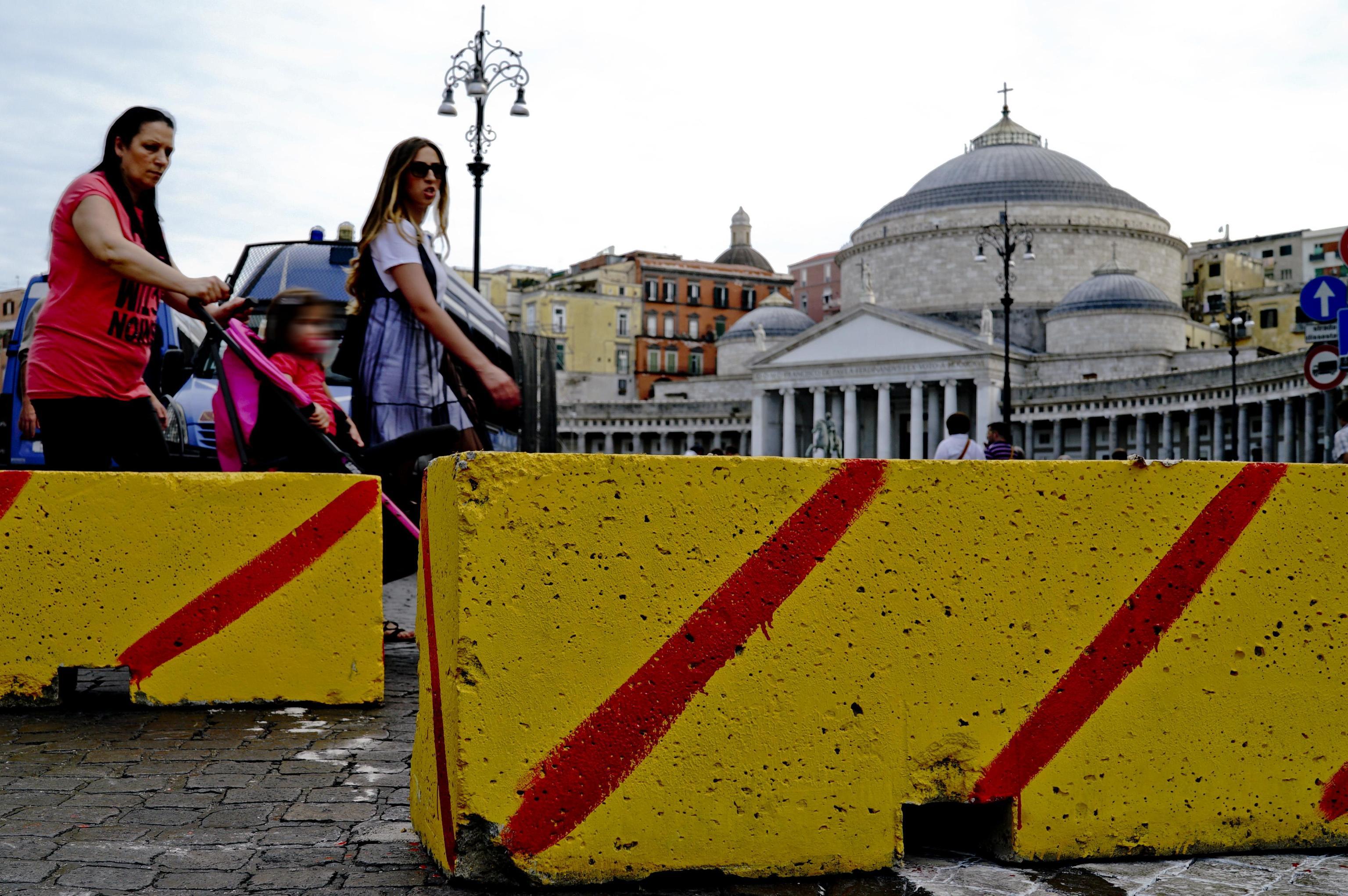 Sicurezza, italiano dissuasore da record