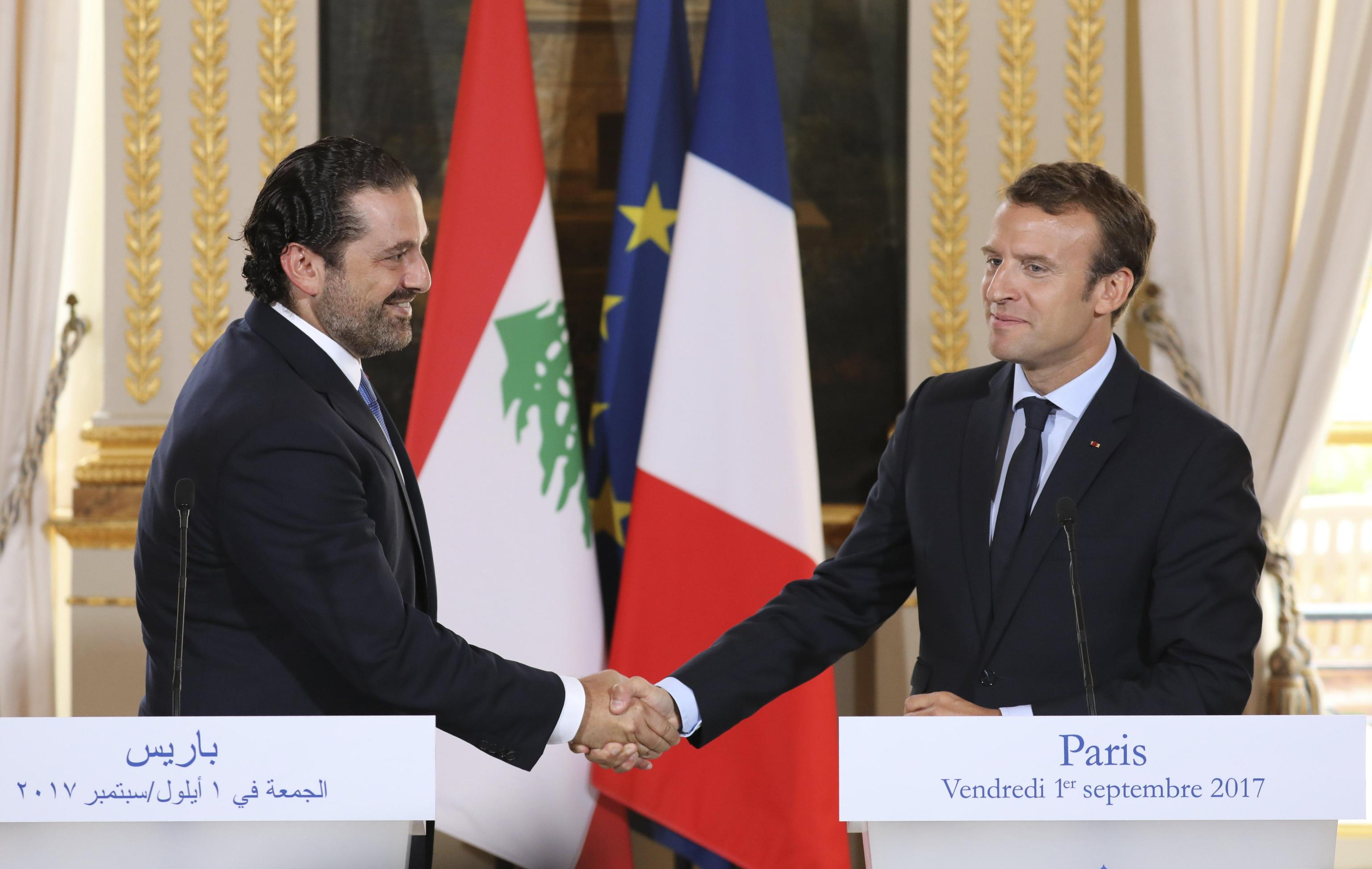 Libano: Hariri a Parigi, poi a Beirut