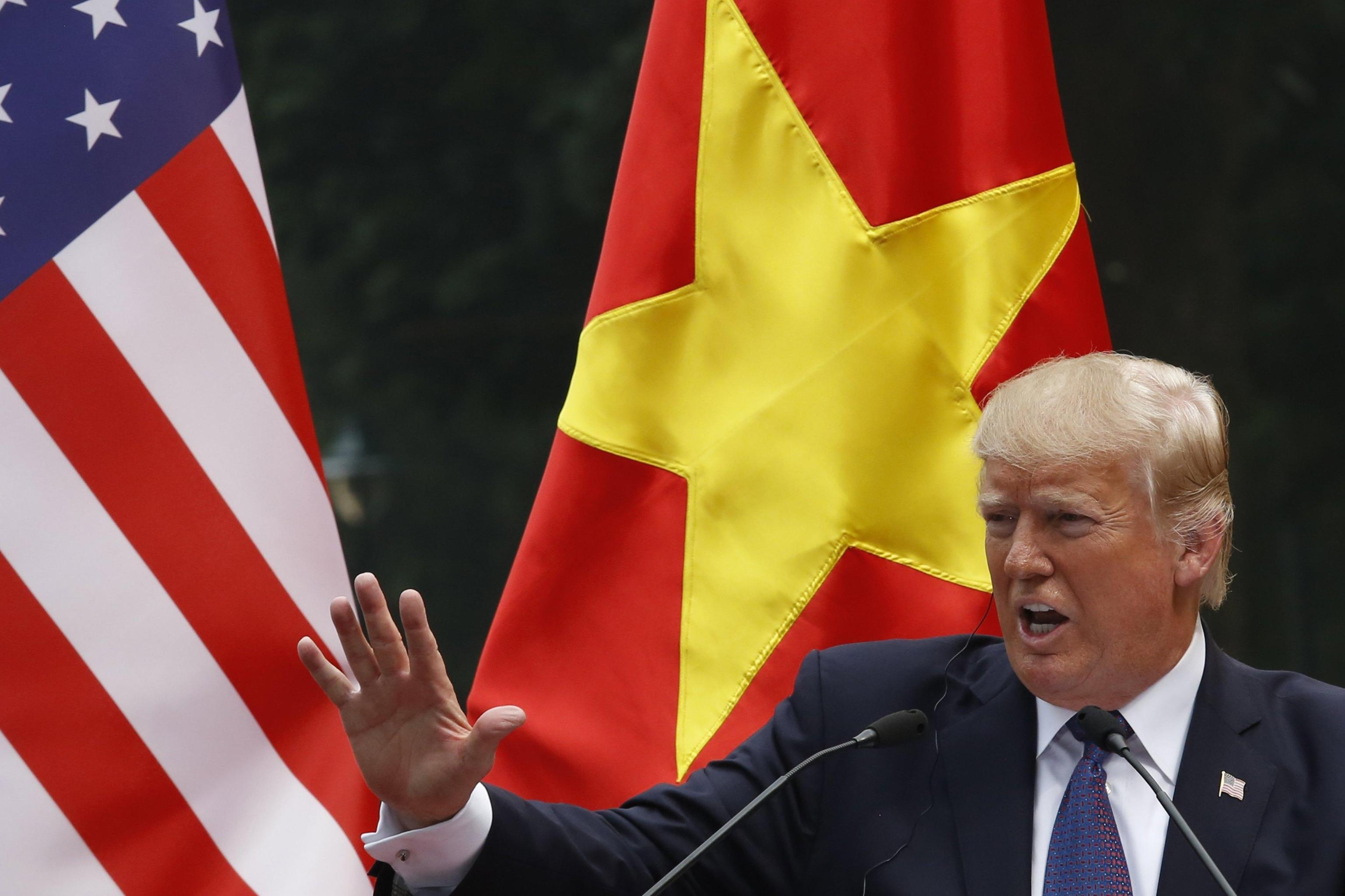 Trump, Kim offende? Io non lo farei mai