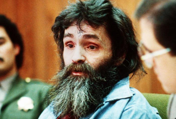 Il 'guru' assassino Charles Manson in fin di vita