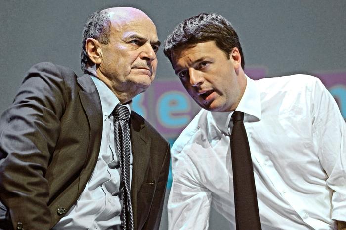Bersani: 'Articolo 18 pietra tombale a dialogo con Pd'