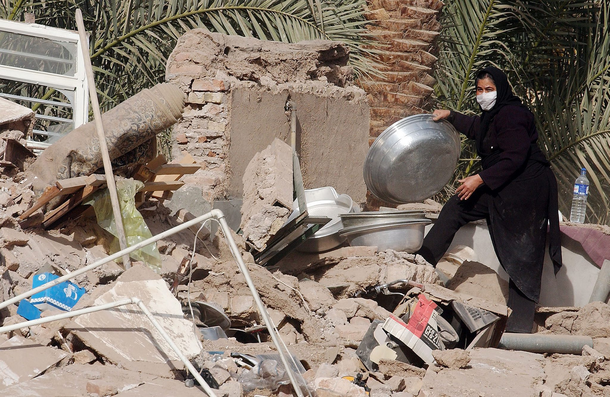 Sisma Iraq: Italia invia altri aiuti