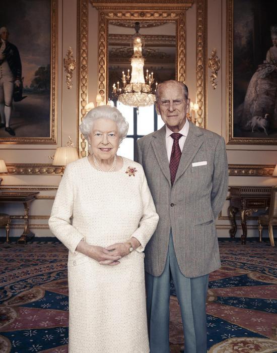I 70 anni di matrimonio di Elisabetta e Filippo