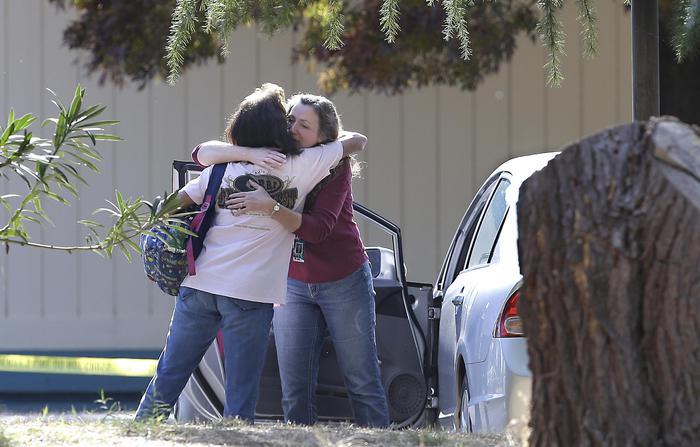 Sparatoria in una scuola negli Usa, almeno 5 morti