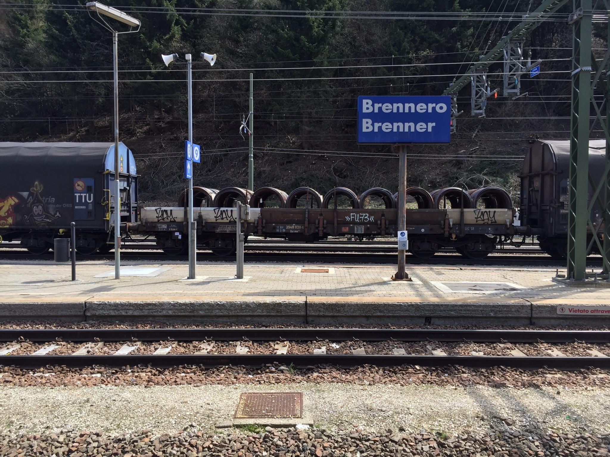 Austria, controlli trilaterali Brennero