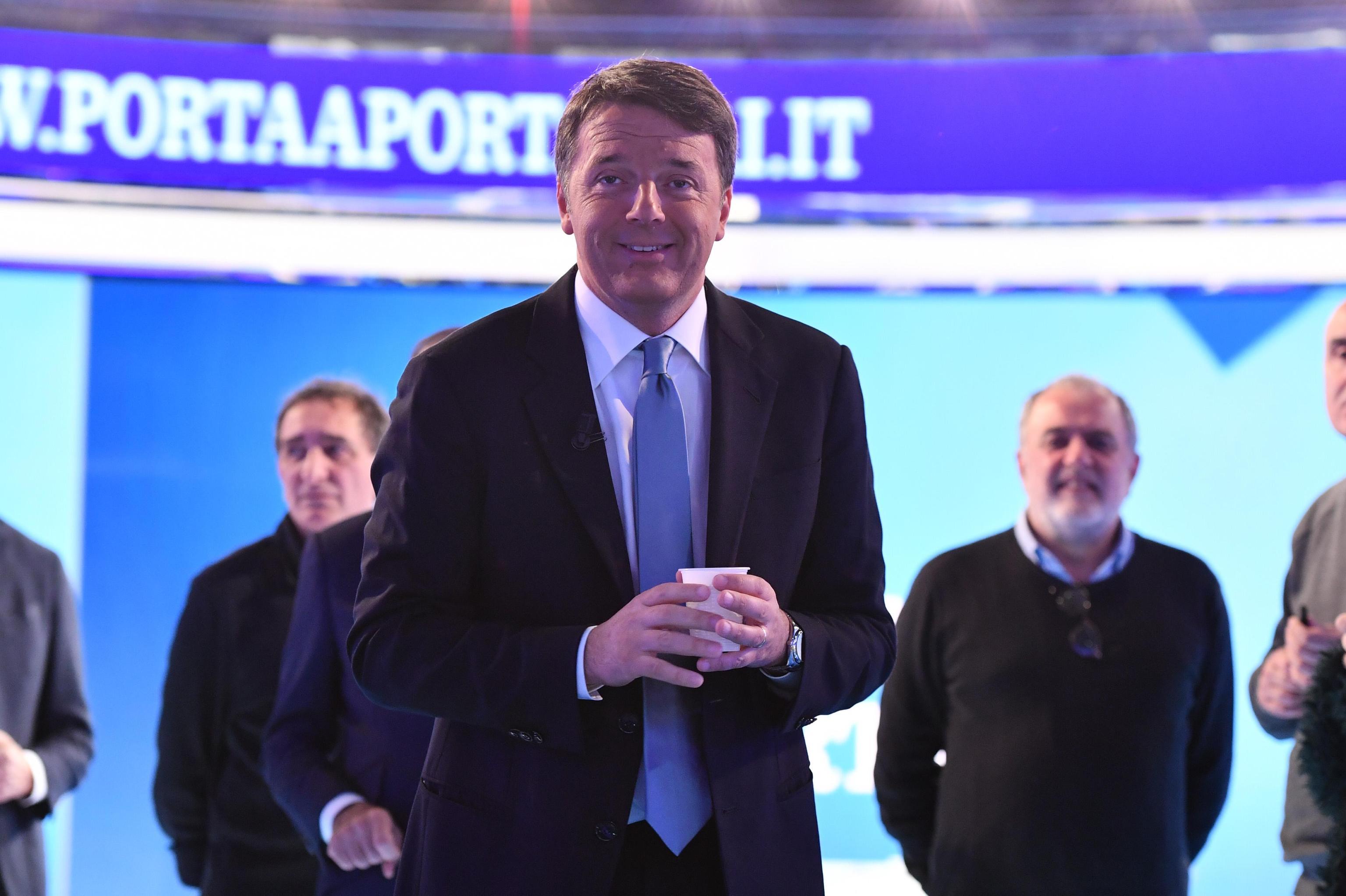 Renzi, Pd sarà baricentro legislatura