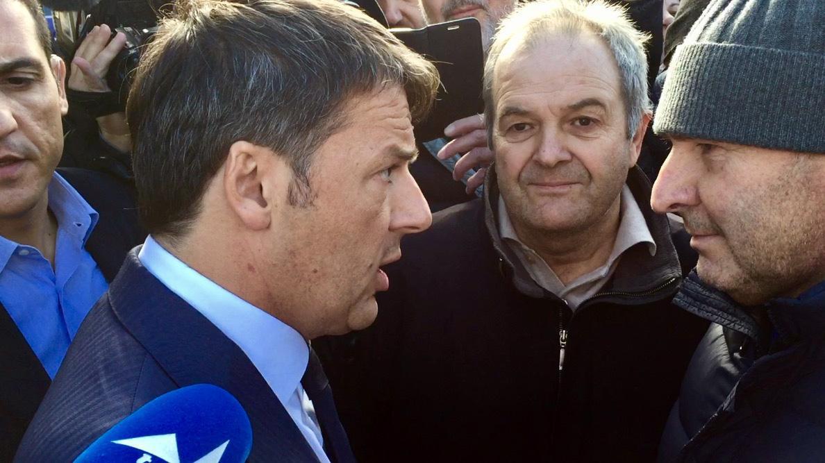 Banche: Renzi, io ci ho messo faccia
