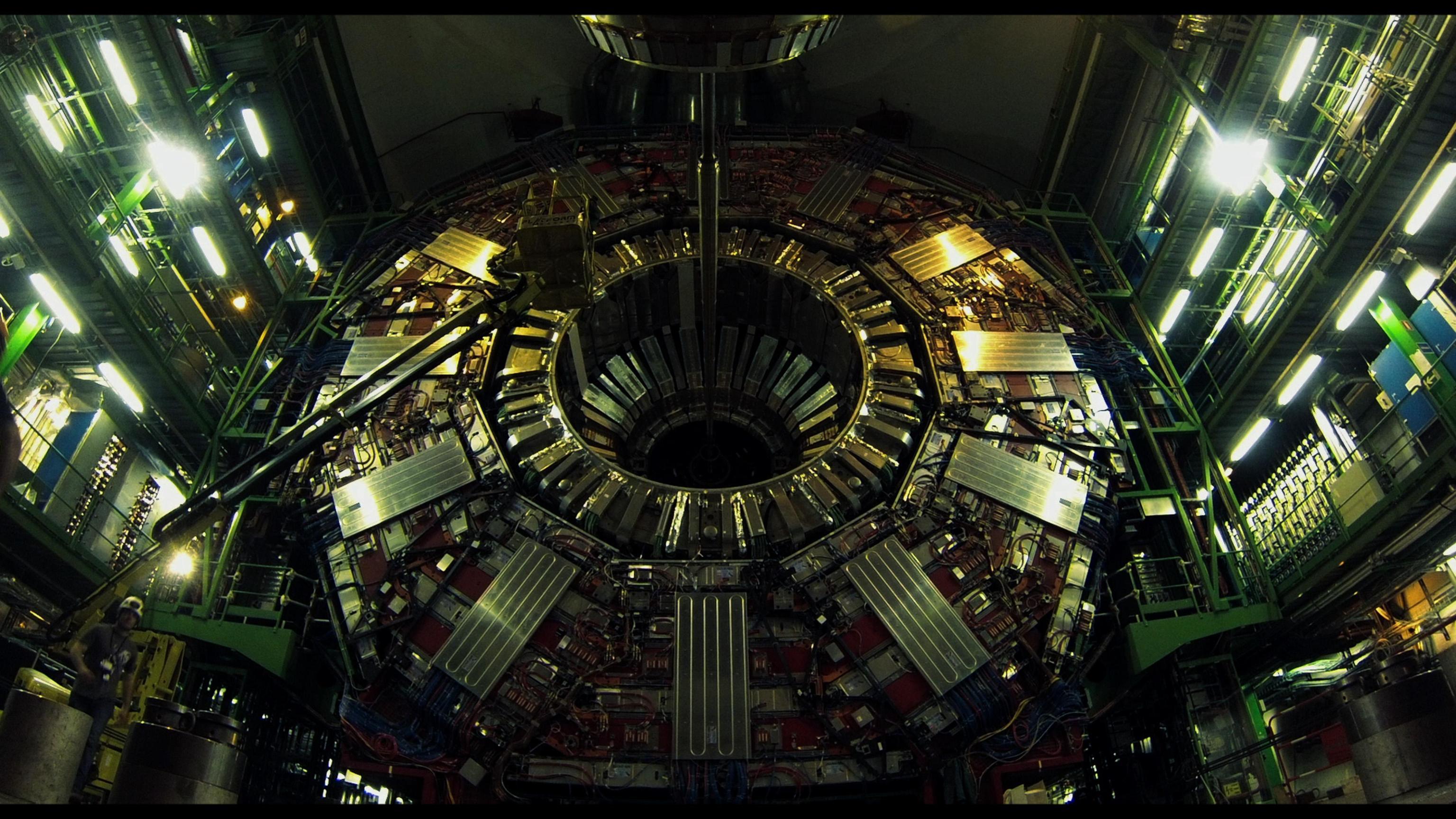 L'utopia del Cern tra scienza e bellezza