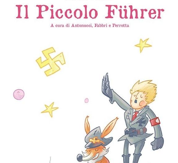 Nasce Piccolo Fuhrer, romanzo a fumetti