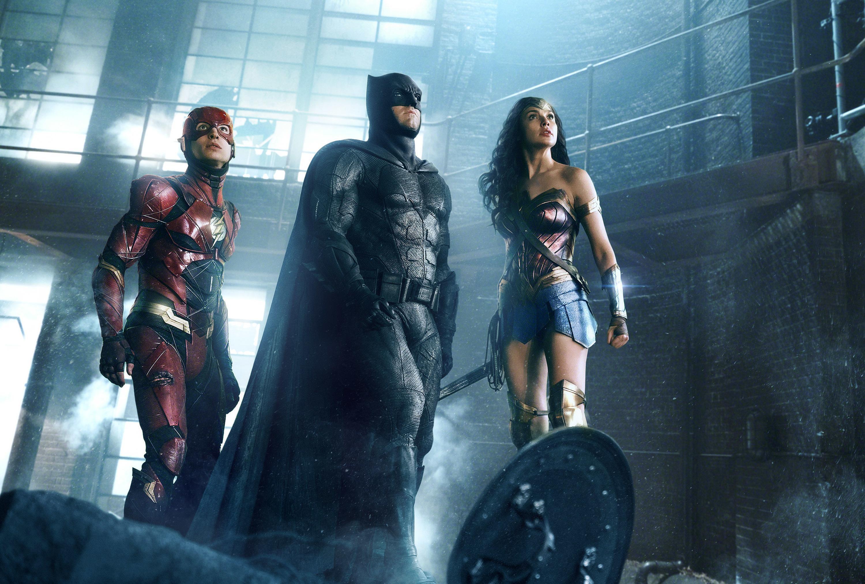 Incassi, Justice League ancora in vetta