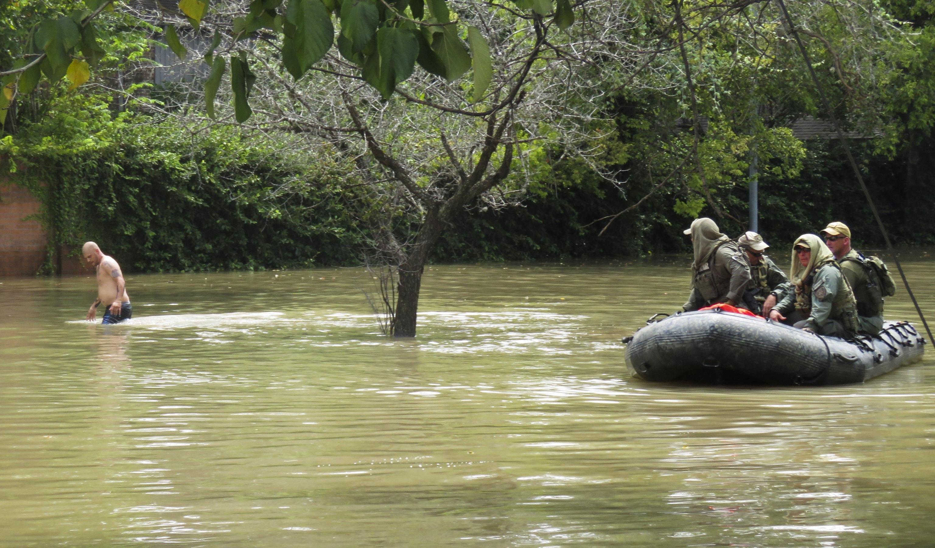 Uragani:chiesti a Congresso 44 mld aiuti