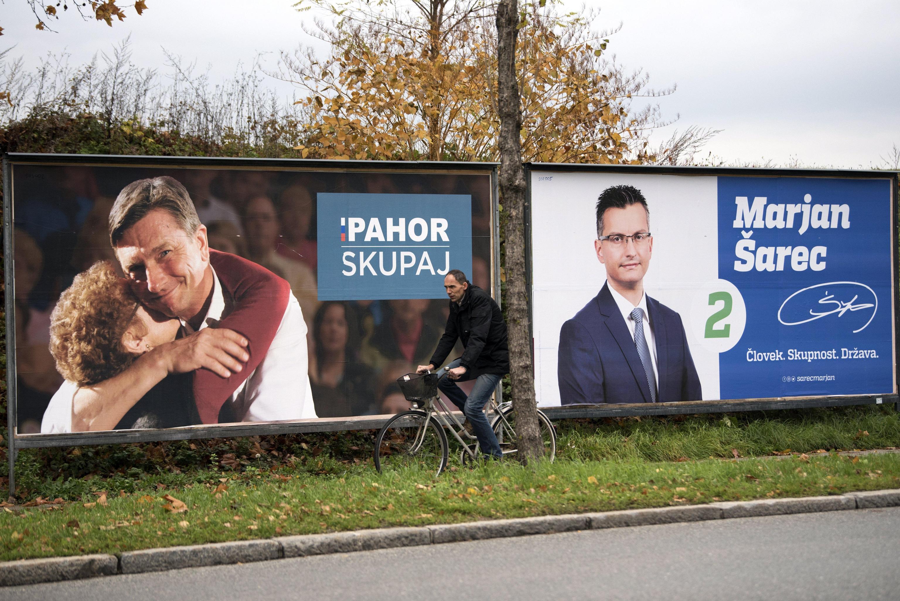 Slovenia: ballottaggio presidenziali