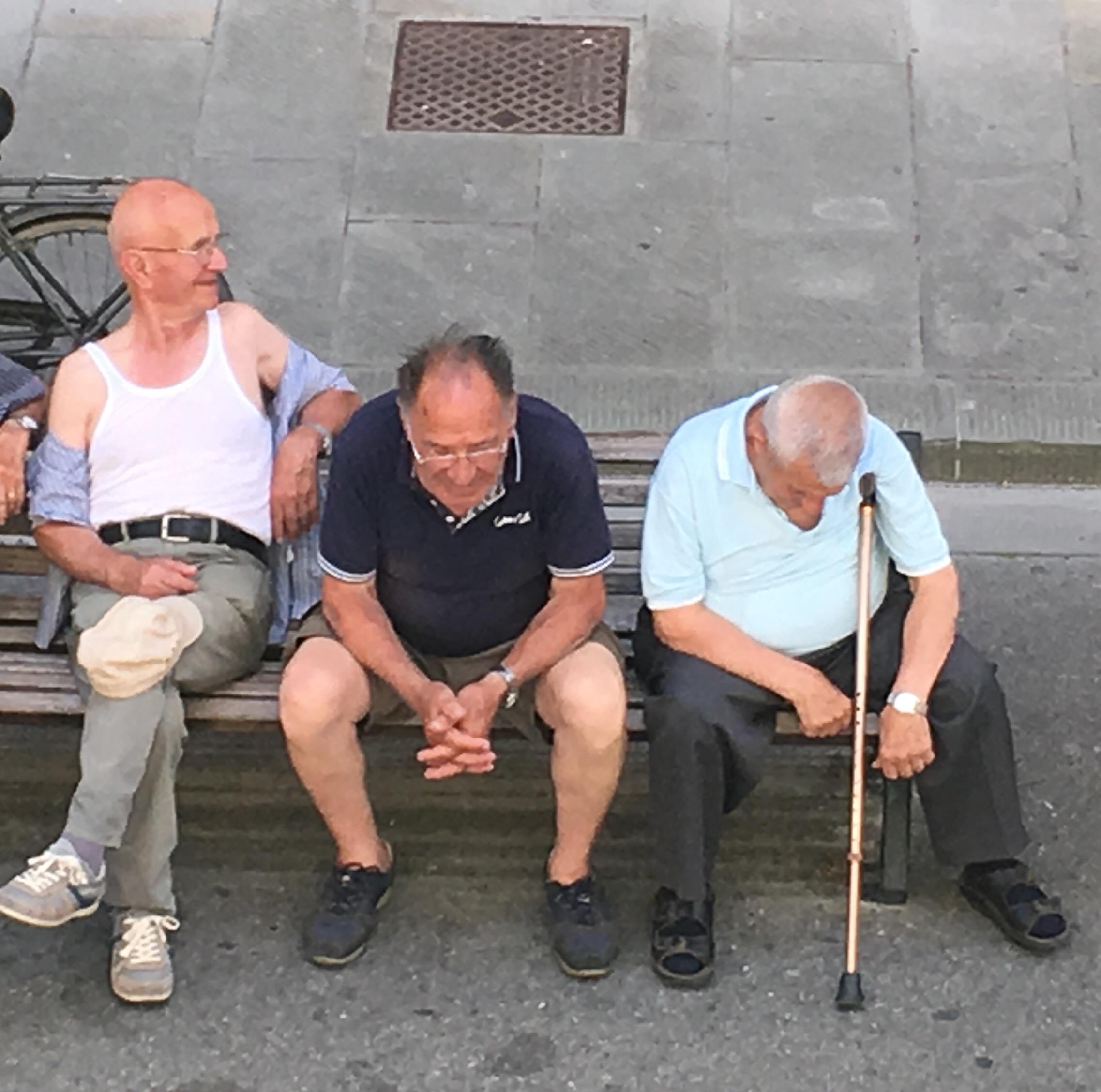 Per italiani pensione dura meno media Ue