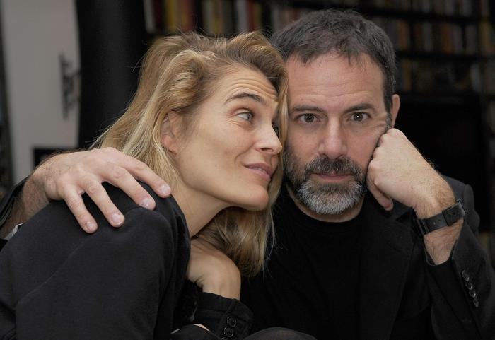 La moglie di Brizzi: 'Addolorata per lui, gli sono vicina'