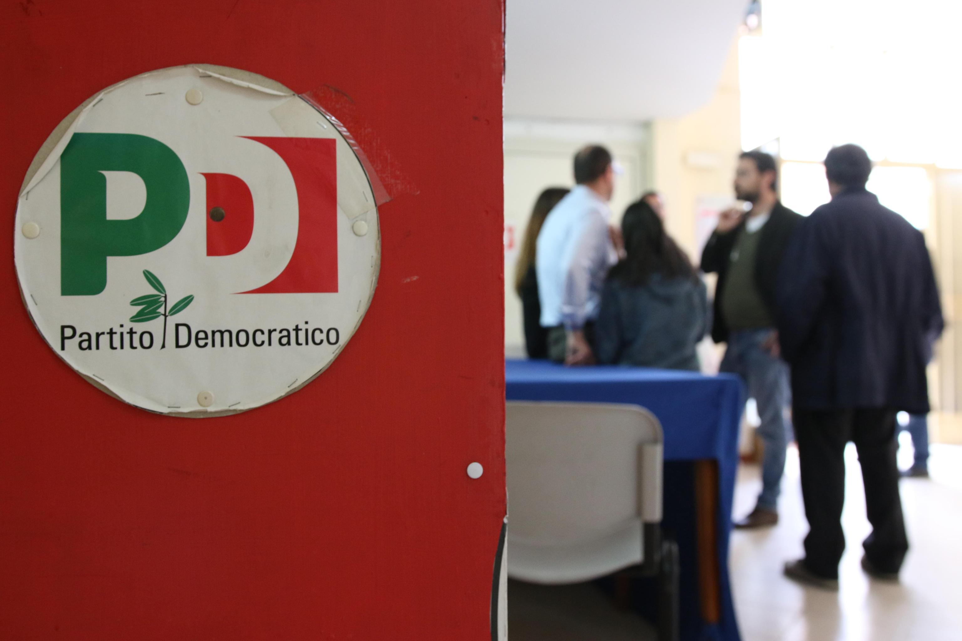 Pd, a Napoli si voterà regolarmente oggi