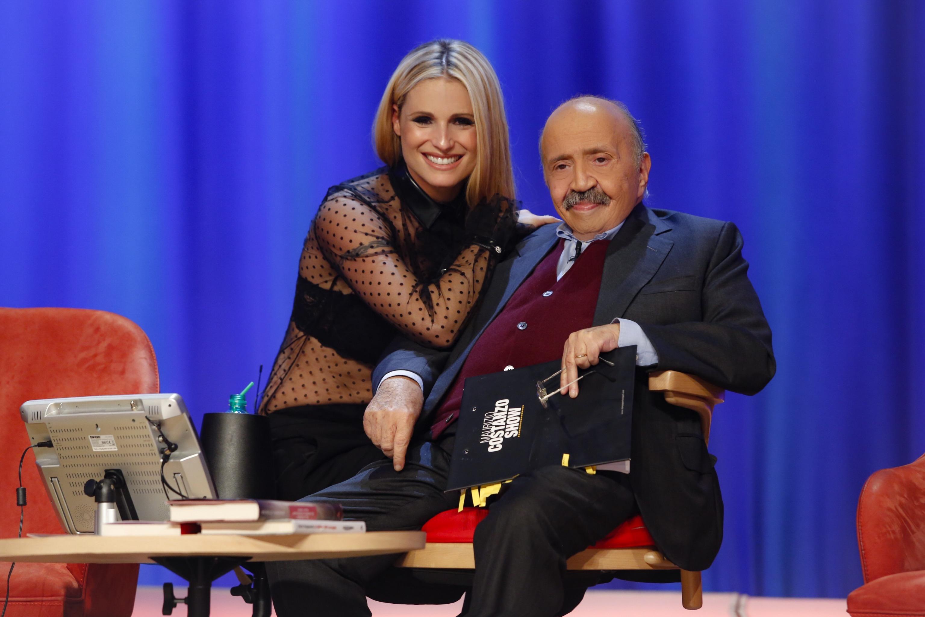 Michelle Hunziker, farei Sanremo