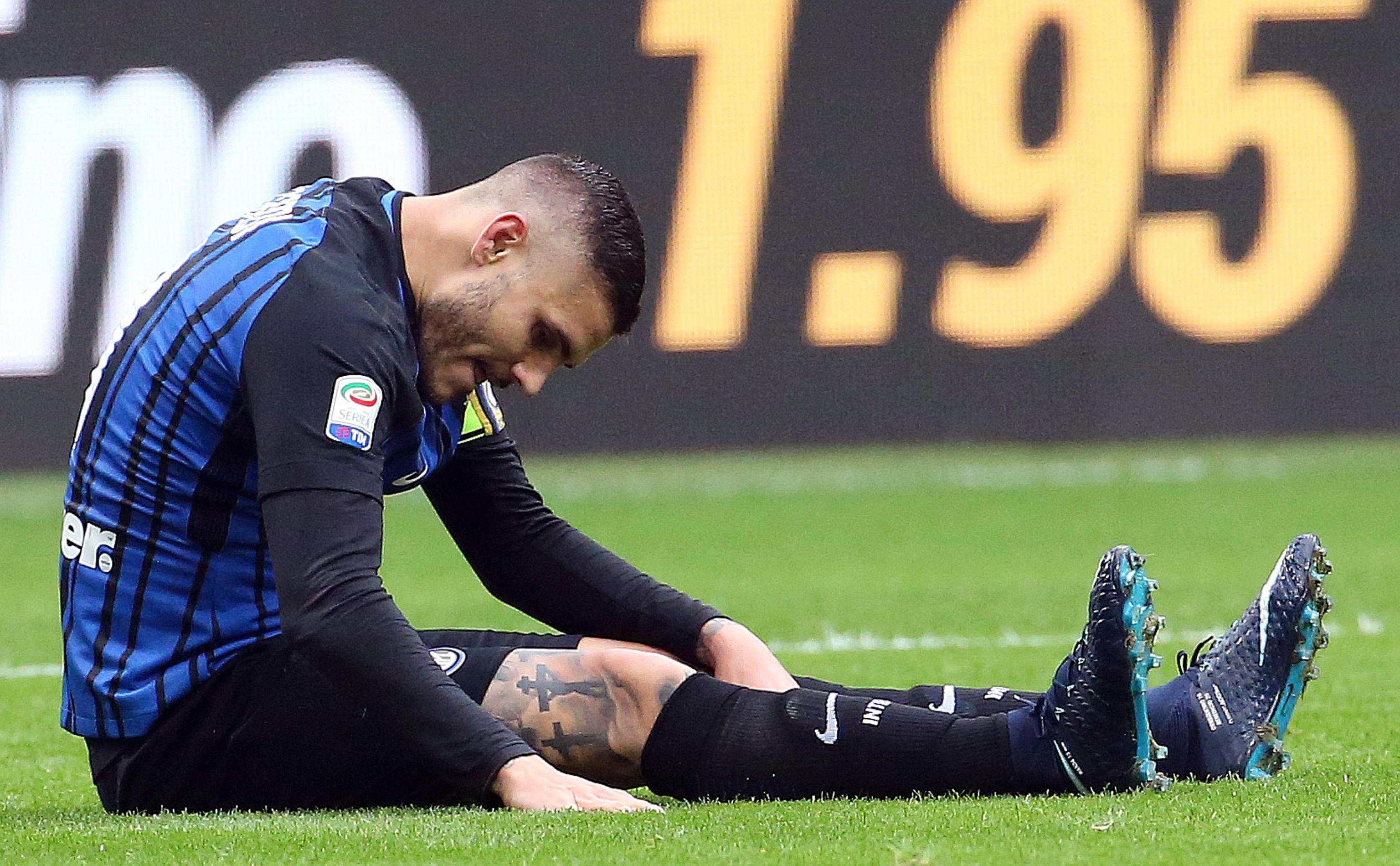 Inter, scongiurata lesione per Icardi