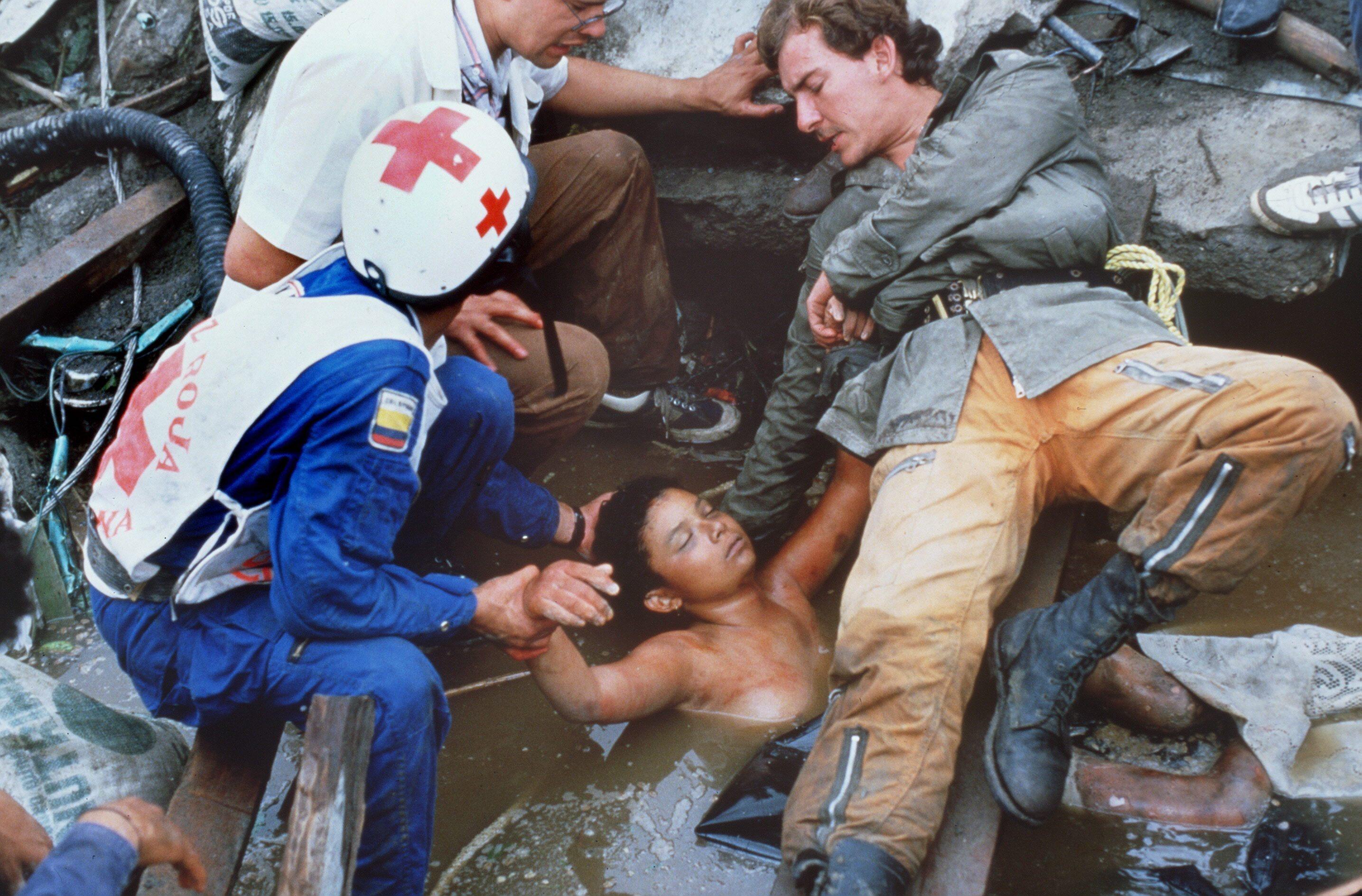 Colombia commemora la tragedia di Armero