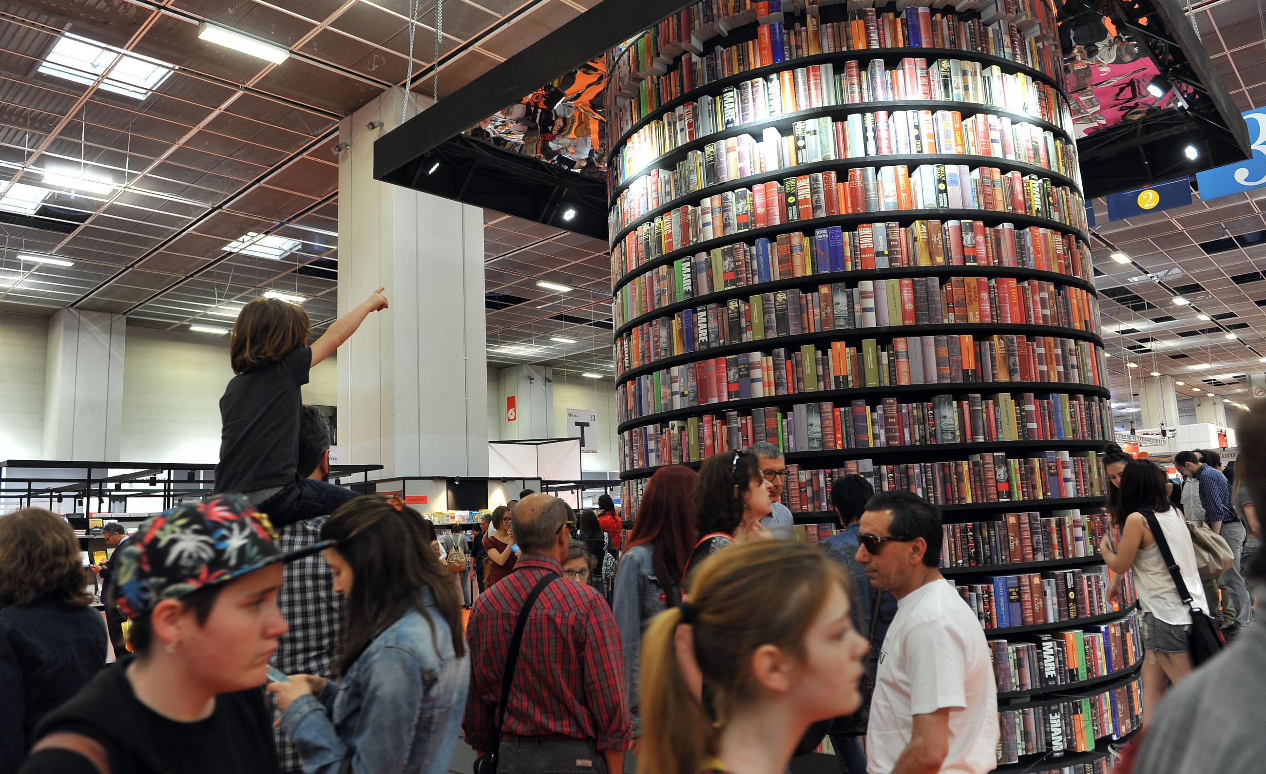 Salone Libro, conti in rosso per 1 mln