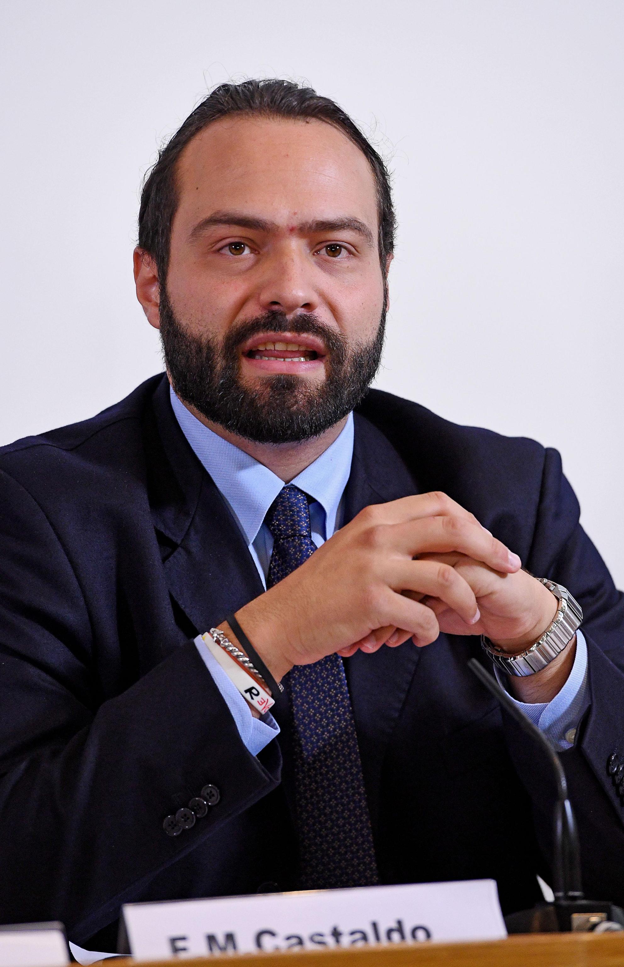 Castaldo (M5s) eletto vipresidente Pe