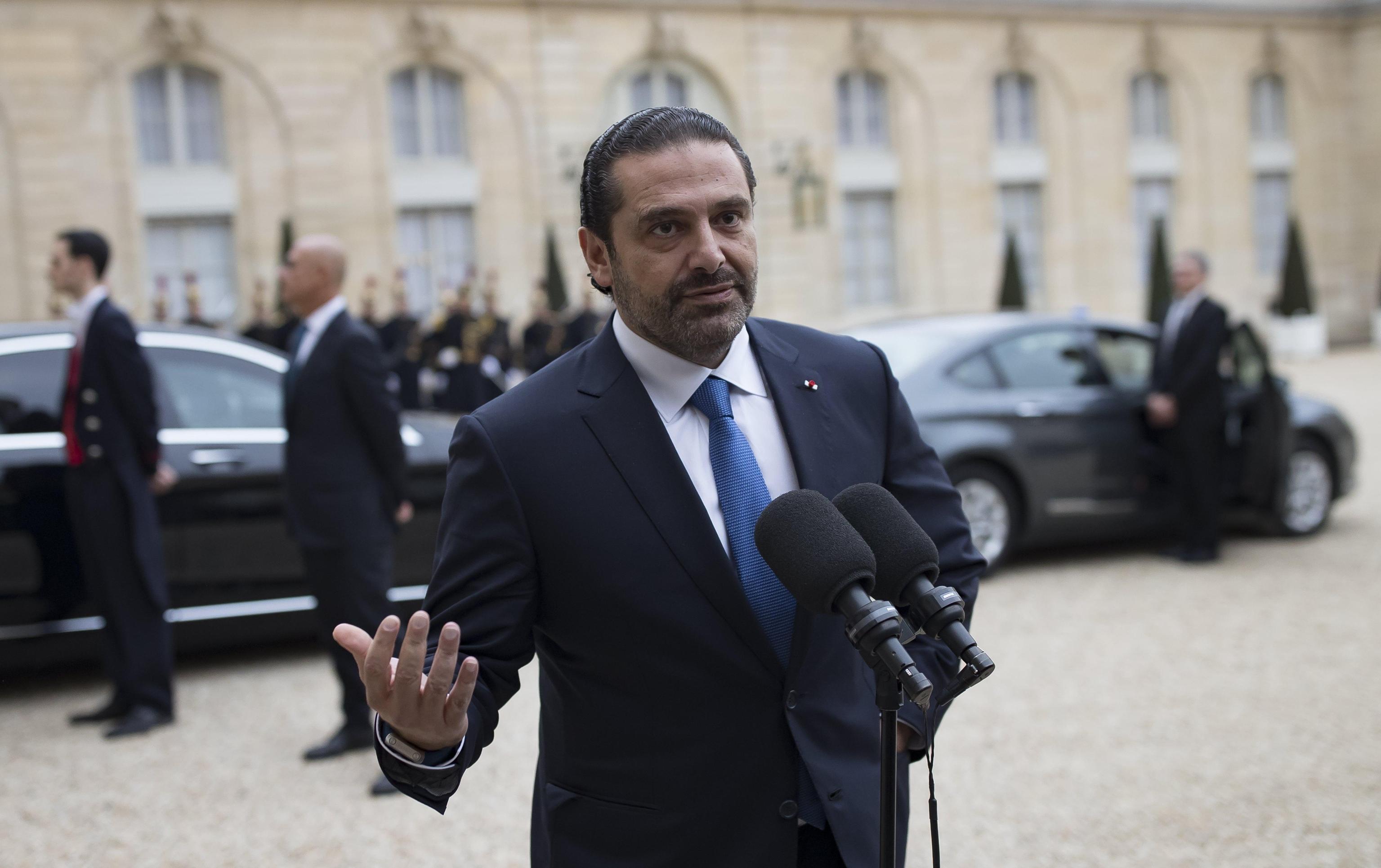 Libano: Hariri è tornato a Beirut