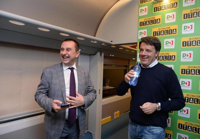 Renzi: 'Ho sentito Orlando, nel Pd siamo tutti d'accordo'