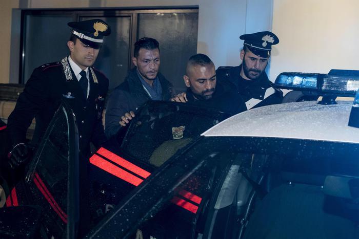 Ostia: Spada trasferito in carcere di massima sicurezza