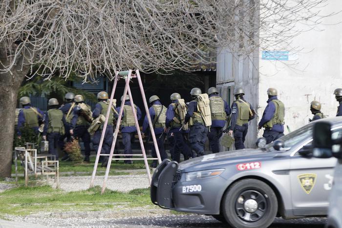 Georgia, conclusa operazione polizia: uccisi 3 'terroristi'