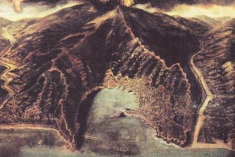 Italia Nostra, Forti Genova per l'Unesco