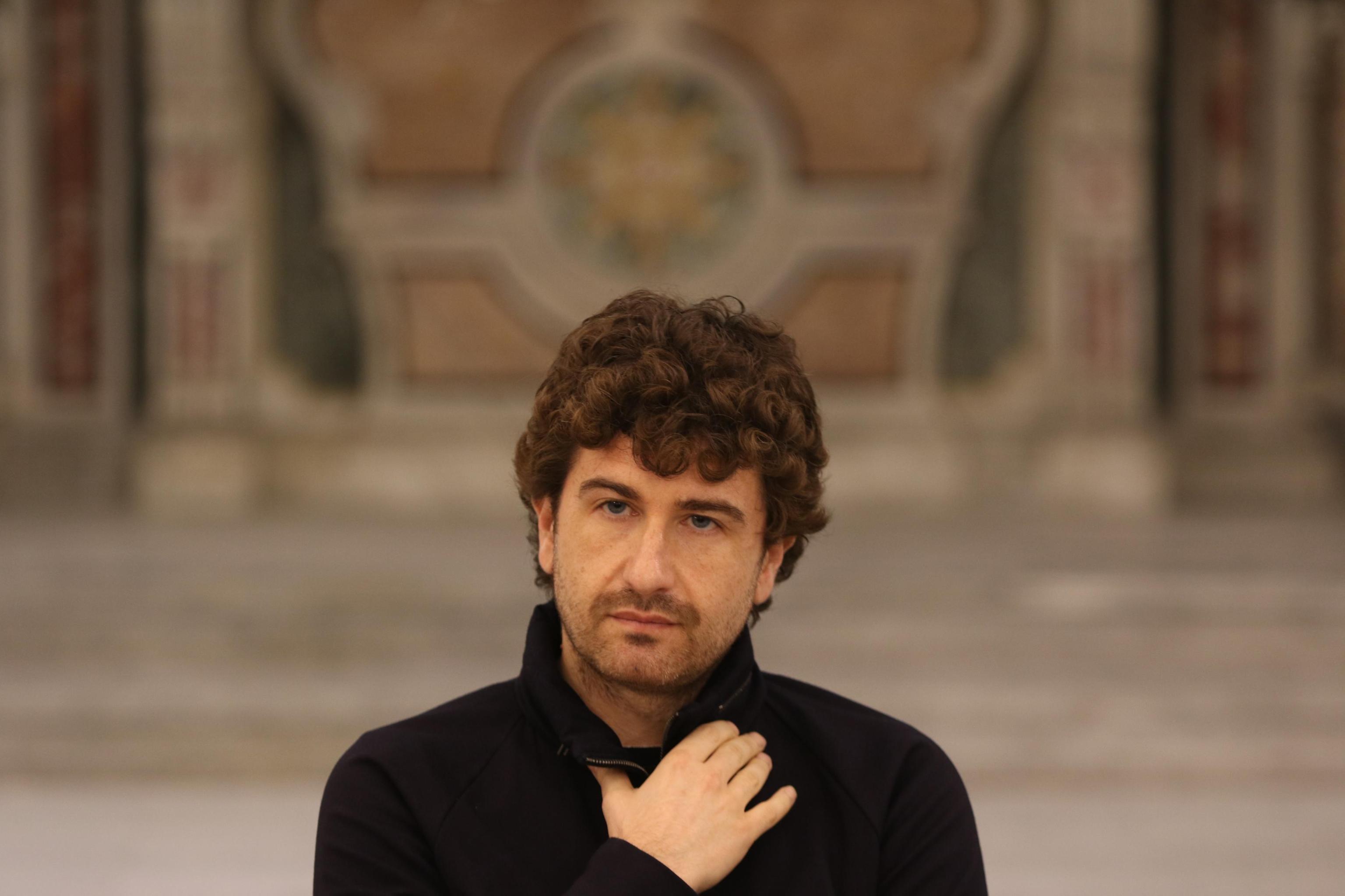 San Valentino Stories, ciak a Napoli