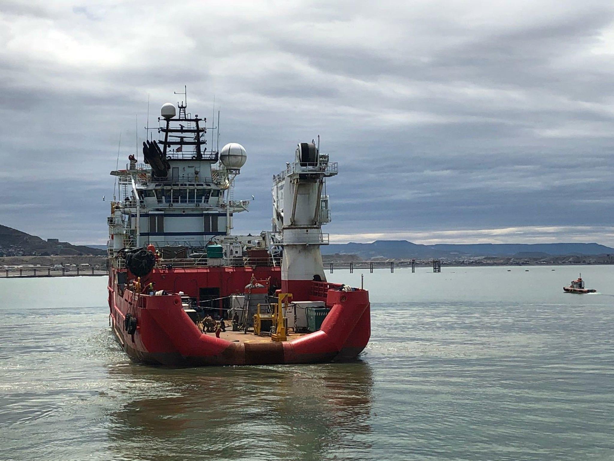 Sottomarino, 'entrati in fase critica'