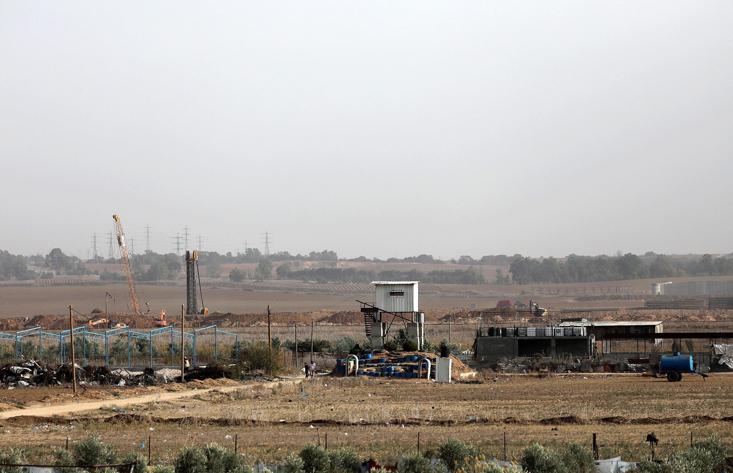 Israele, elevata allerta a confine Gaza