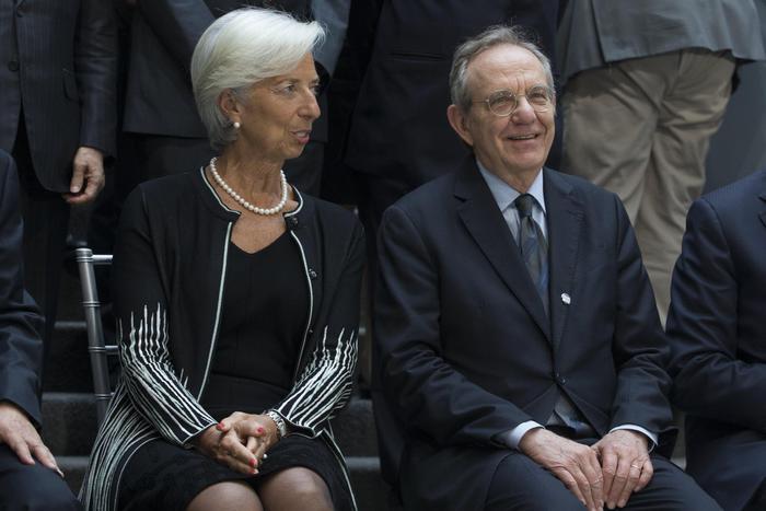 L'Fmi conferma la ripresa dell'Italia, Pil +1,5% nel 2017