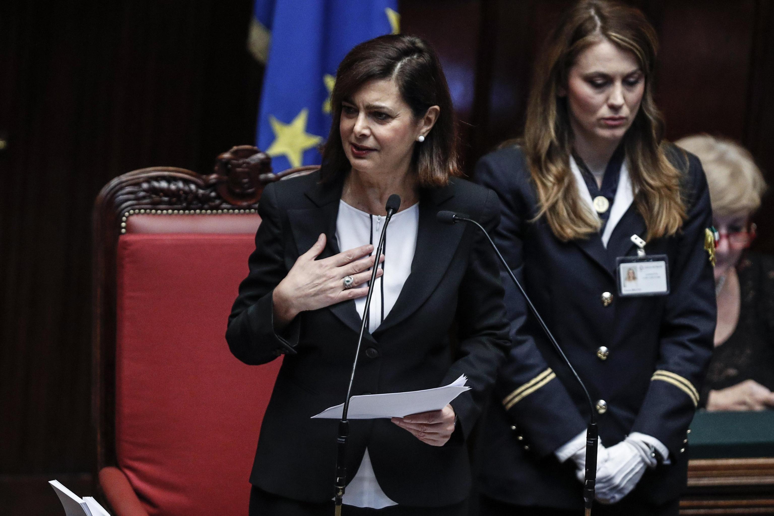 Boldrini, banche perso ruolo sostegno